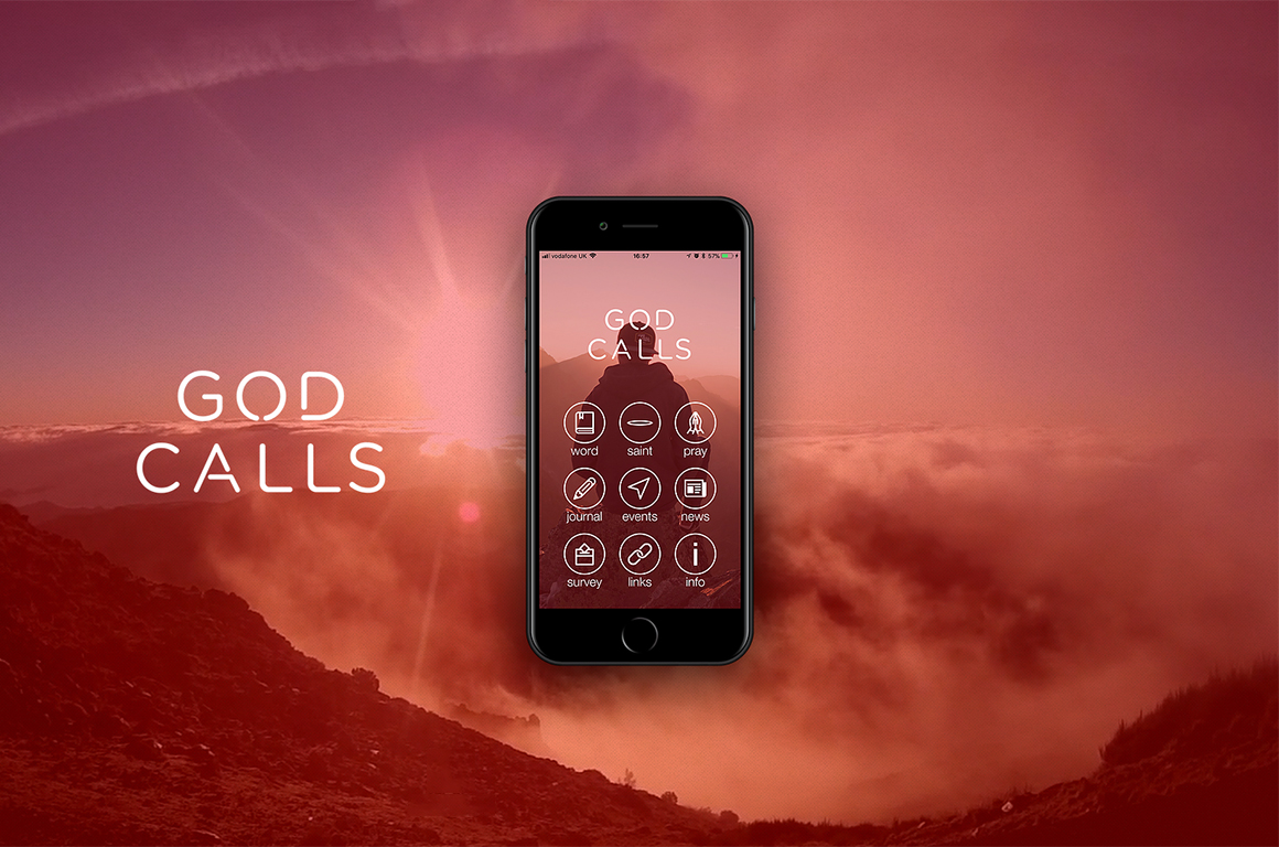 Spiritual toolkit' is cell phone app aimed at boosting
