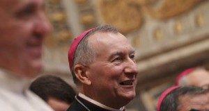Cardinal Pietro Parolin.
