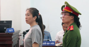 Vietnamese blogger