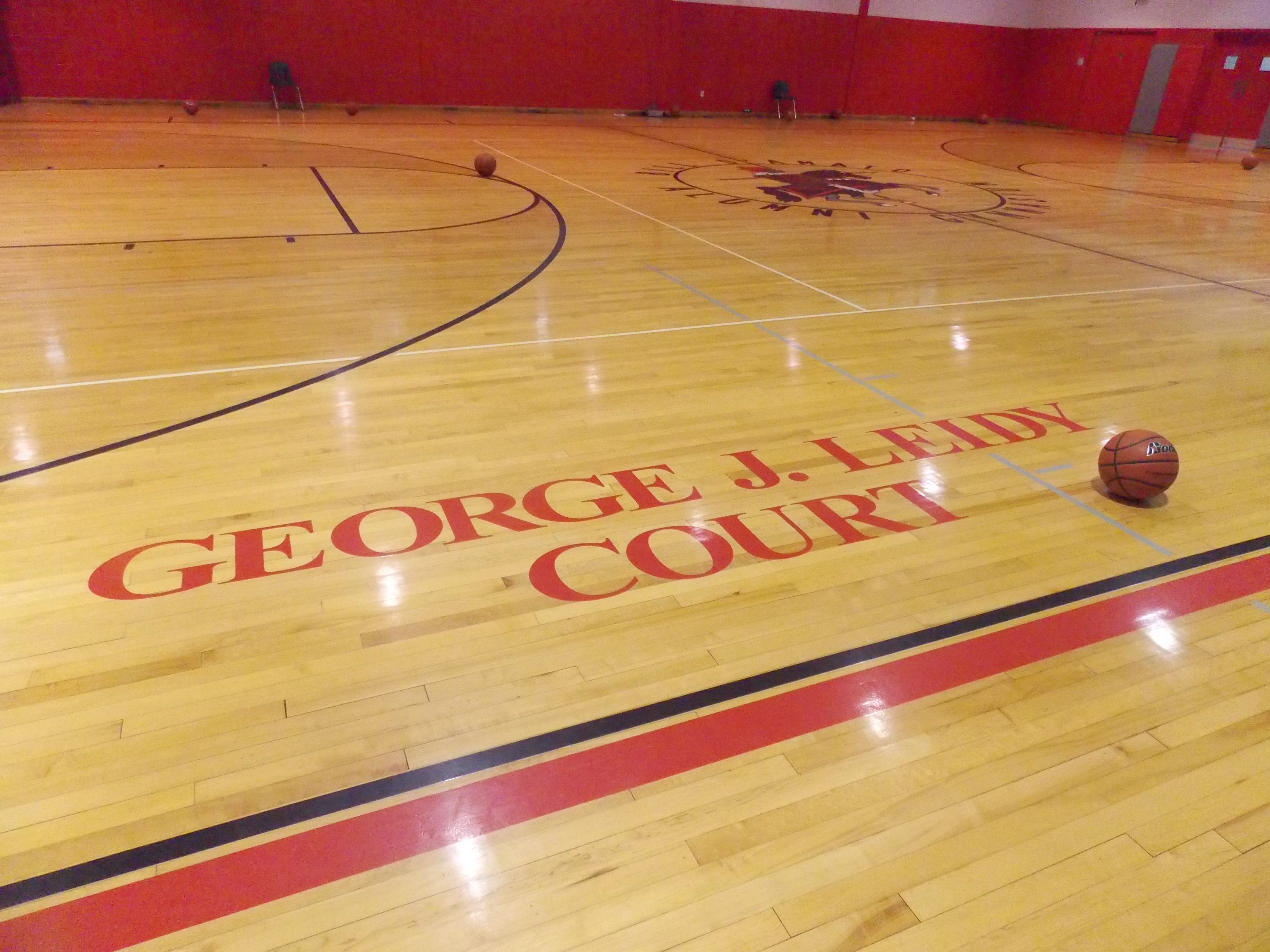 10ffbb48435 George Leidy, longtime coach at St. Edmond's, remembered for ...