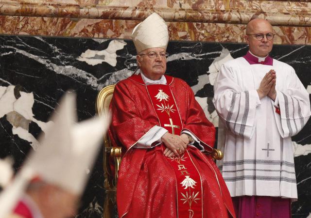 Cardinal Sodano