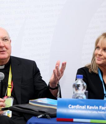 Cardinal Farrell