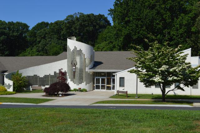 Parish of the Resurrection church.