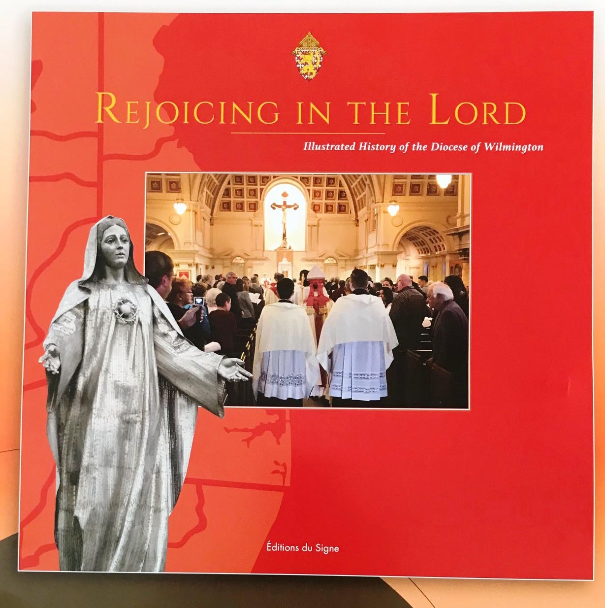 "diocese book ""Rejoicing in the ..."