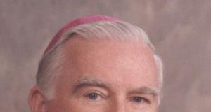 Bishop Robert E. Mulvee