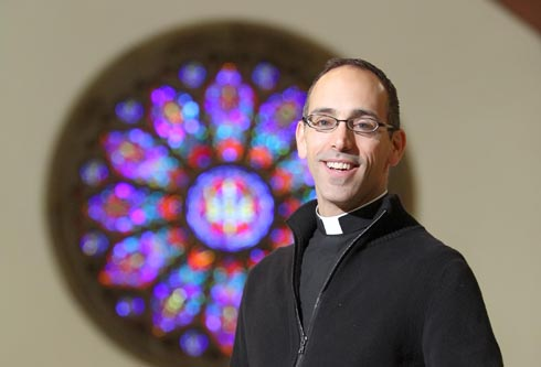Father Brian Lewis