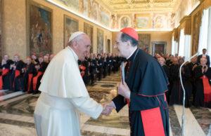 Cardinal Beniamino Stella