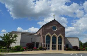 St. Joseph Church in Middletown