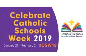 Catholic School Weeks