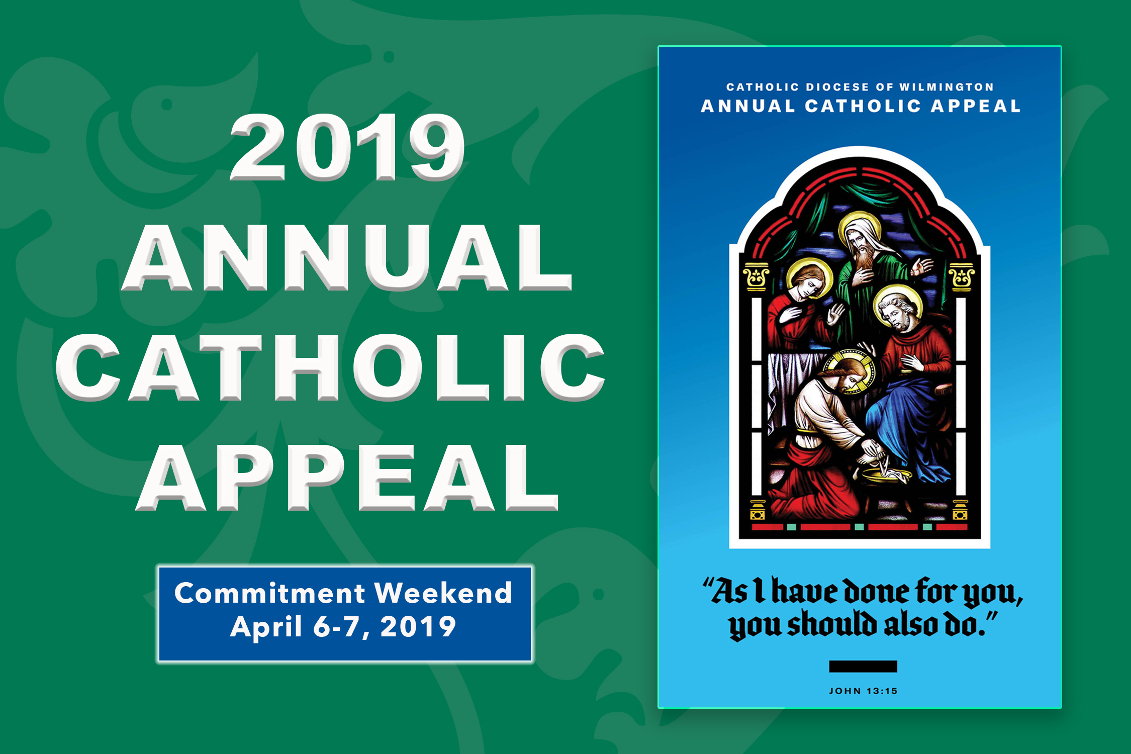 Annual Catholic Appeal supports youth involved in Catholic