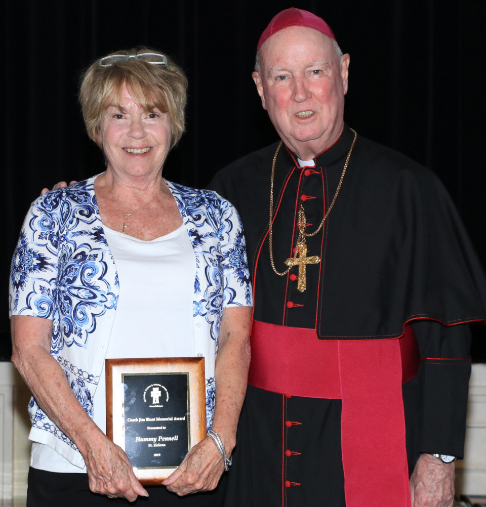 Catholic Youth Ministry honors 64 at annual recognition