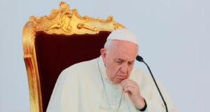 POPE FRANCIS NAPLES