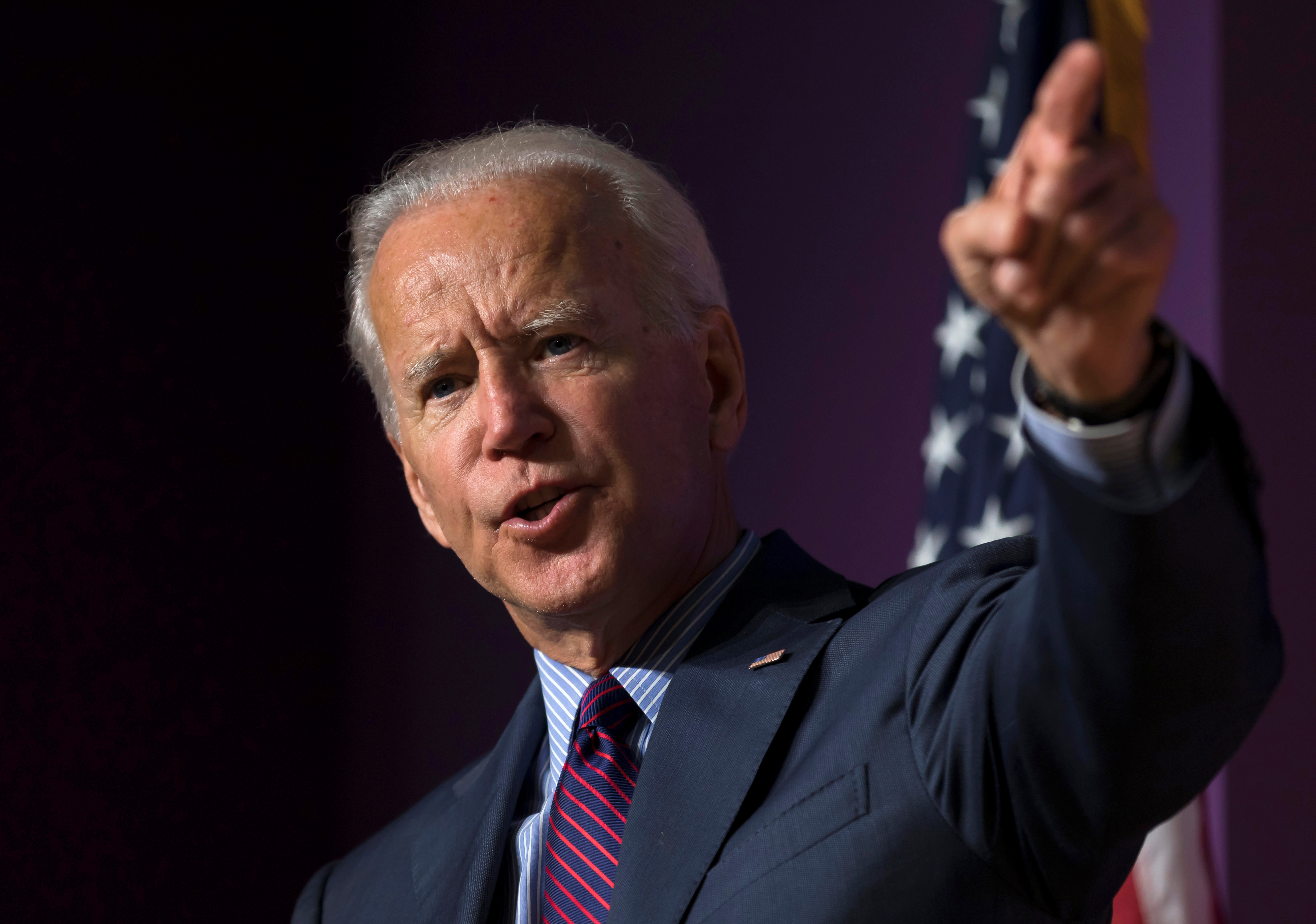 Former Vice President Joe Biden Denied Communion During South Carolina Campaign Swing The Dialog