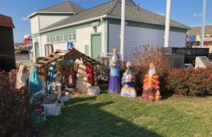 Rehoboth Beach Nativity