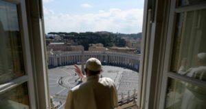 Pope Francis coronavirus vatican