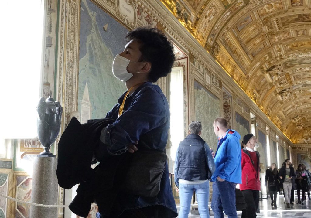 At Vatican Museums, New Measures And Protocols To Ensure