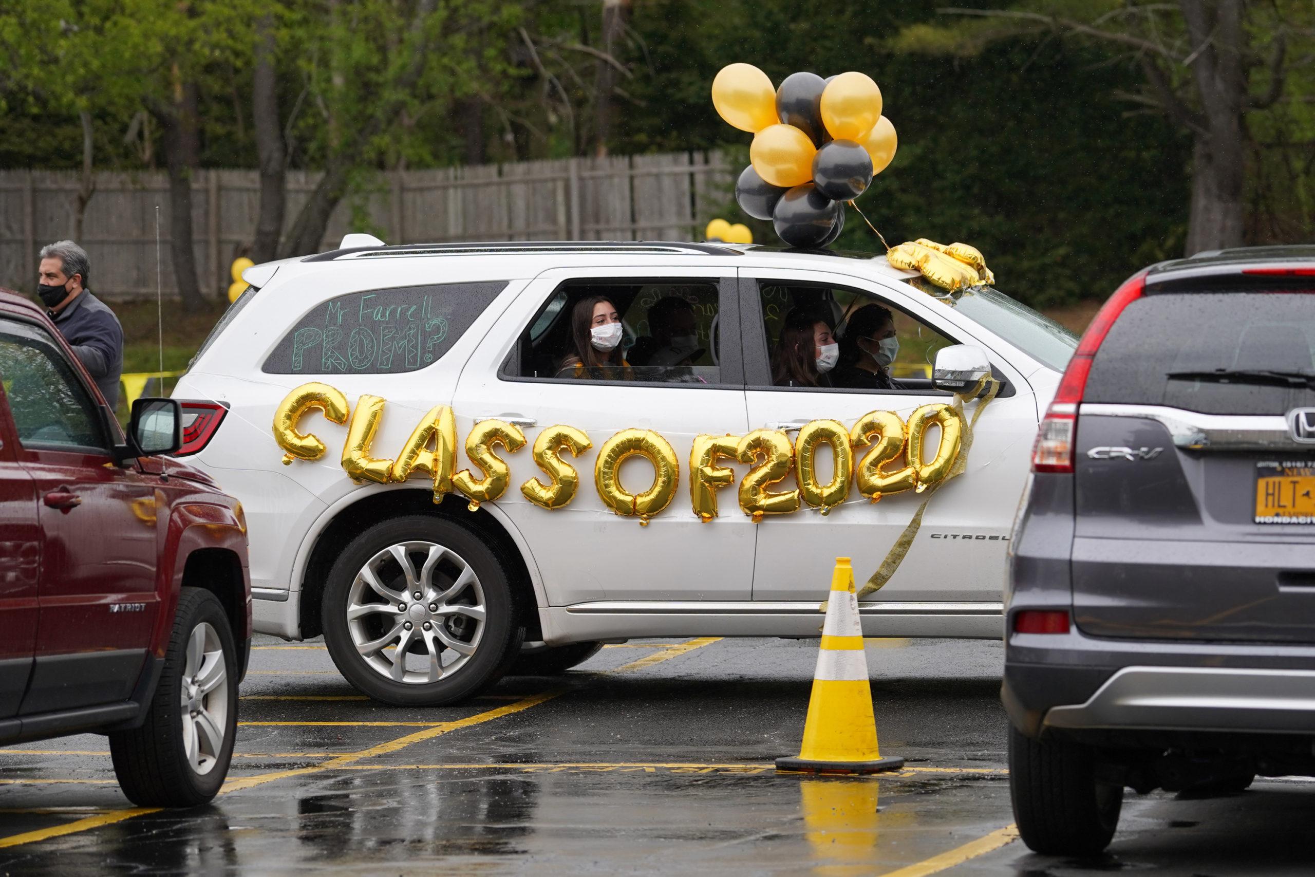 2020 Wilmington High School Christmas Break Diocese of Wilmington high school graduations take many forms this