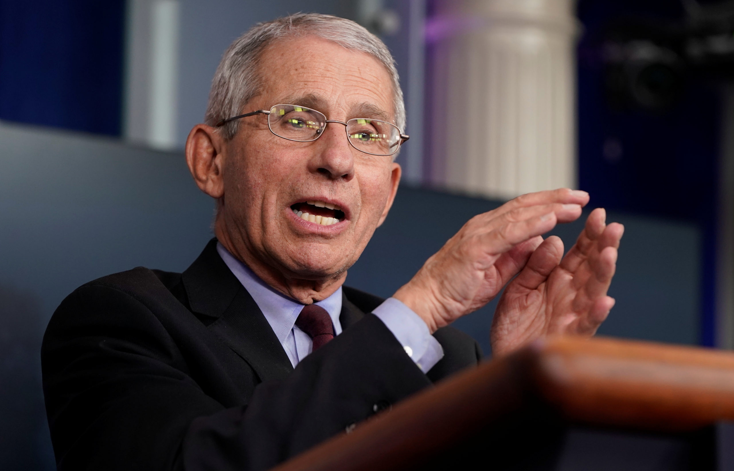 Dr. Anthony Fauci carries Jesuit tenets 'precision of thought ...